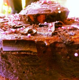 Christmas Chocolate Cake Recipe