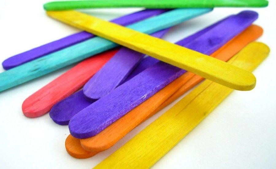 5 Ice Cream Stick Craft Ideas For Home Decor Zayka Ka Tadka