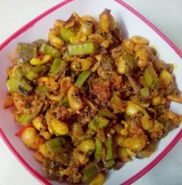 Raw Banana Skin Peels Sabzi Recipe