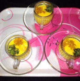 Punjabi Kadhi Chawl Recipe