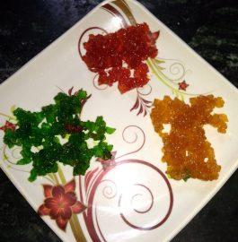 Tutti Frutti Recipe