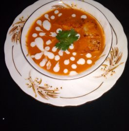Tomato Creamy Soup Recipe