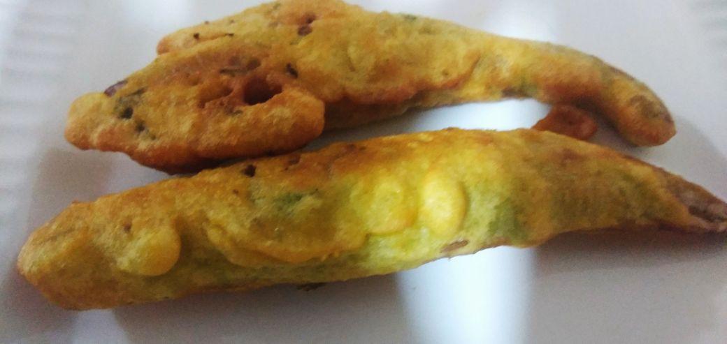 Mirchi Bhajji | Mirchi Pakoda| Quick Evening Snack