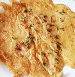Eggless Omelette Recipe