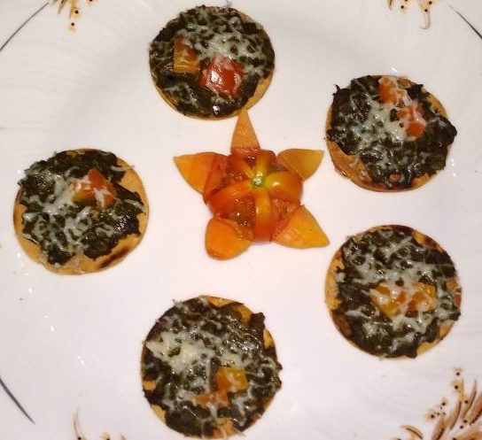 Makka Sarso Pizza Recipe