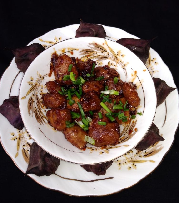 Water Chestnut Chirps Recipe