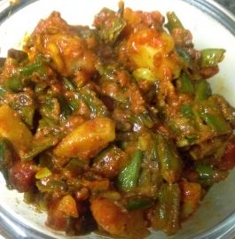 Aalu Semphali Ki Sabzi Recipe
