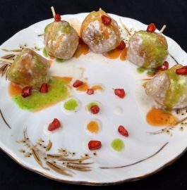 Dahi Bhalla Pops Recipe