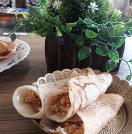 Patishapta - Bengali Dessert Recipe