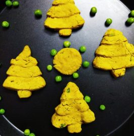 Quiona Peas Cookies Recipe