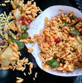 Bhelpuri - Mumbai Special Recipe