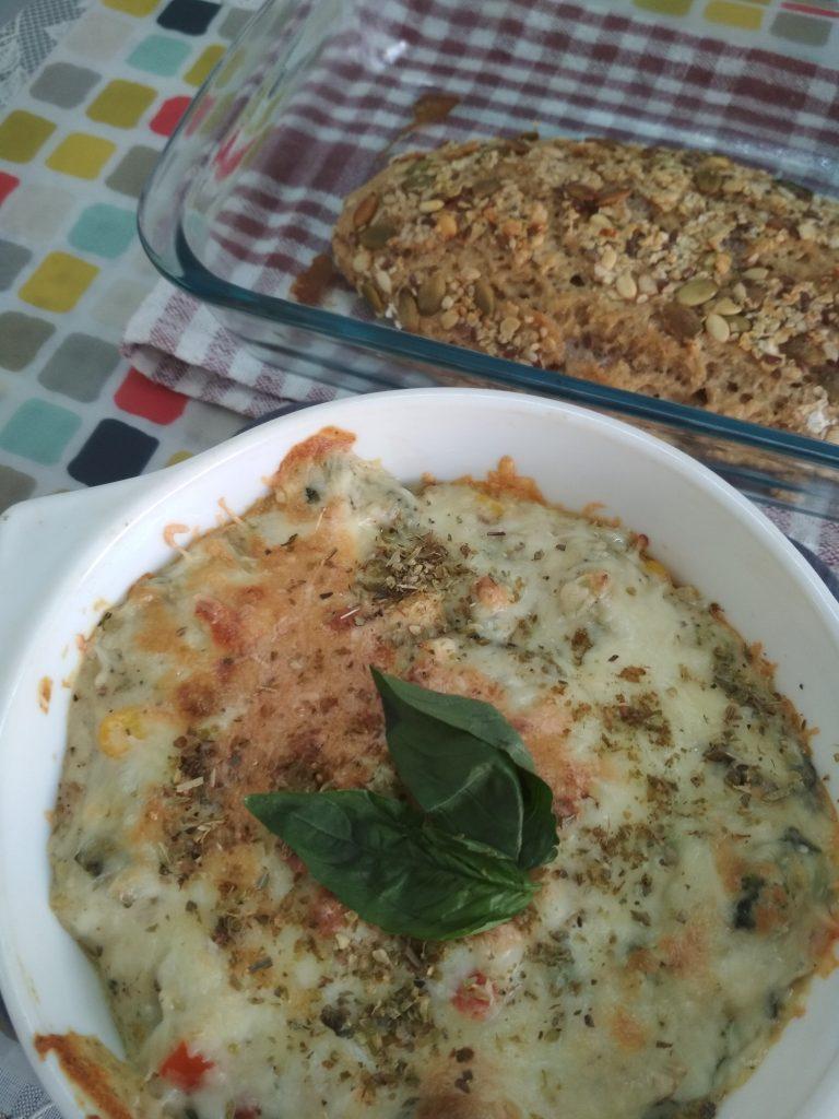 Vegetable Au Gratin Recipe