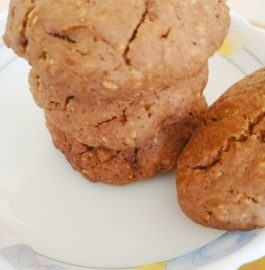 Wheat Oats Cookies Recipe