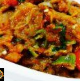 Dhaba Style Baigan Bharta Recipe