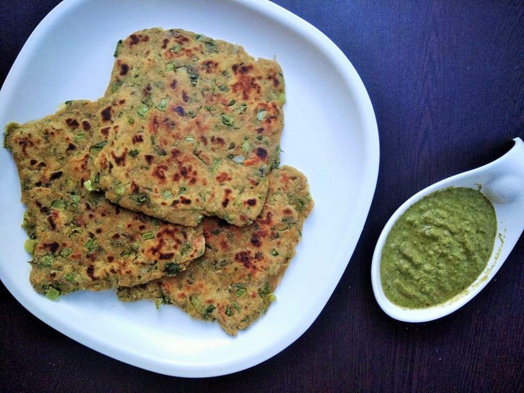 Mix Veg Paratha | Protein and Iron Rich Recipe