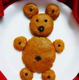 Instant Savoury Teddy Recipe