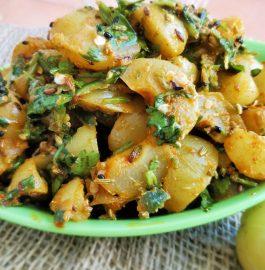 Instant Amla Achaar Recipe