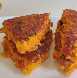 Handvi | Handvo | Gujarati Handvo Recipe