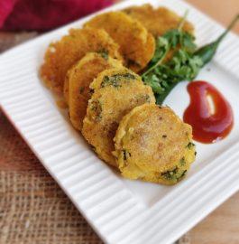 Tawa Pakoda - Crispy Evening Snack Recipe