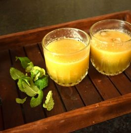 Muskmelon Mint Cooler