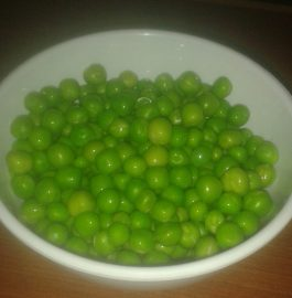 Frozen Peas Recipe