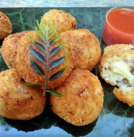 Potato Cheesy Croquette Recipe