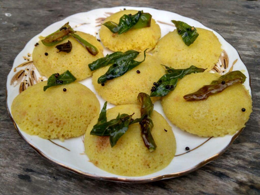 Idli Dhokla Recipe