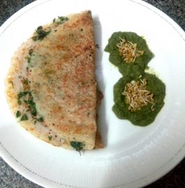 Methi Dosa Recipe