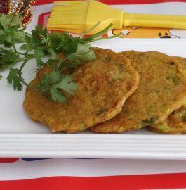mixed flour veggies pancake recipe | 5 minute recipe | kids tiffin recipe