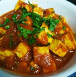 Dhaba Style Paneer Recipe