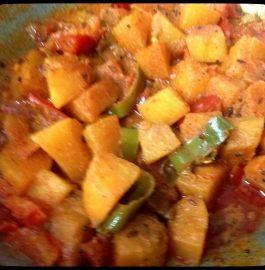 Papaya Sabzi Recipe
