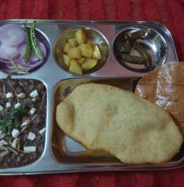 Chatpate Chhole Bhature Recipe