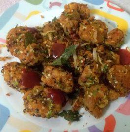 Doodhi Nu Muthiya Recipe