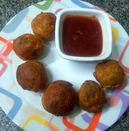Yoyo Veg Kofta | Less Oil Snack Recipe