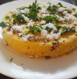Khaman Dhokla - Instant Recipe