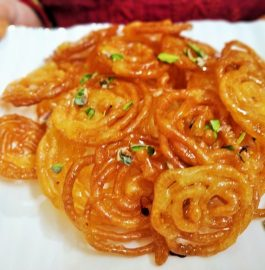 Jalebi - Homemade Delight Recipe
