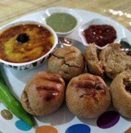 Masala Aloo Bati Recipe