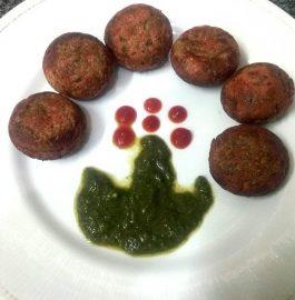 Moong Dal Korma And Wheat Dalia Appam Recipe