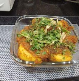 Punjabi Dum Aloo Recipe