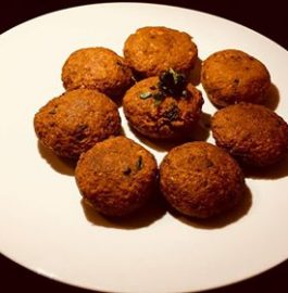 Falafel | Traditional Mediterranean Snack Recipe
