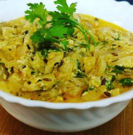 Dahi Pyaz Ki Sabji Recipe