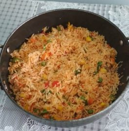 Spanish Rice Recipe