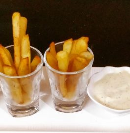 French Fries | Restaurant Style French Fries Recipe