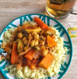 Moroccan Couscous Recipe