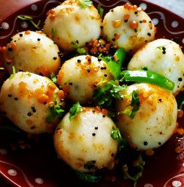 Semolina Balls | Sooji Balls | Rava Balls Recipe