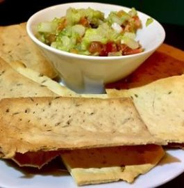 Wheat Crackers Recipe