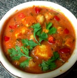Shahi Paneer Makhana Curry Recipe