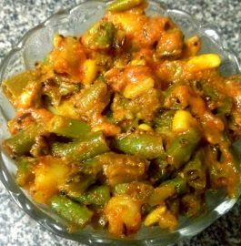 French Beans Aalu Ki Sabzi Recipe