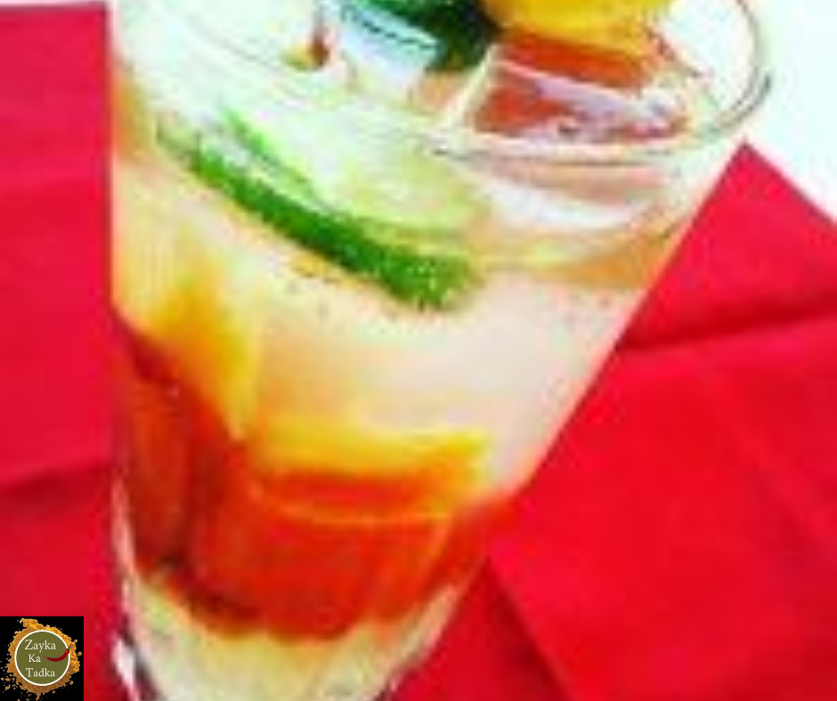 Lemonade With Fruits Recipe