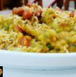 Maize Flour Vegetable Upma Recipe